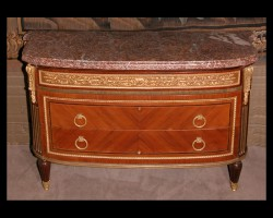 19th Century Louis XVI Chest