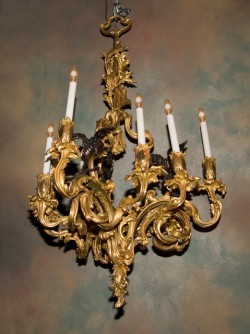 Louis XV Chandelier