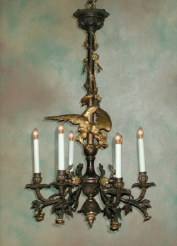 Neo Gothic Chandelier