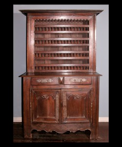 18th Century Oak Vasselier