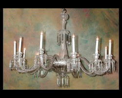 St Louis Crystal Chandelier