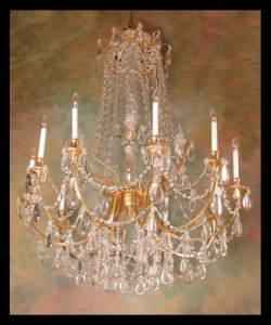 Louis XVI Chandeliers