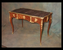 "Louis XV Writing Table Stamped ""Henry Dasson"""