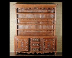 Louis XV Oak Vasslier