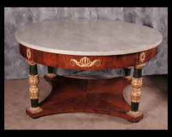 Empire Marble Center Table