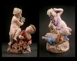 German 18th Century Figurines