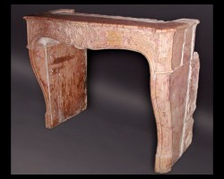 18th Century Louis XV Mantel