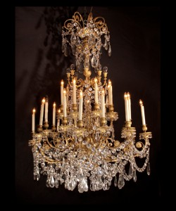 Louis XVI Chandelier