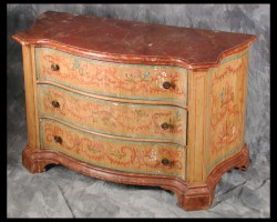 Painted Italian Chest