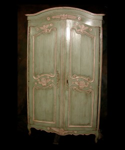 Louis XV Armoire