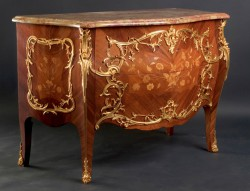 Louis XV Commode