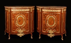 Pair of Signed Transition Chest by H. Dasson