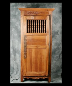 Transition One Door Armoire