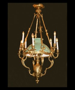 Napoleon III Billiard Light