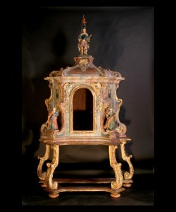 18th Century Venetian Reliquary