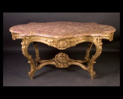 Louis XV Center Table