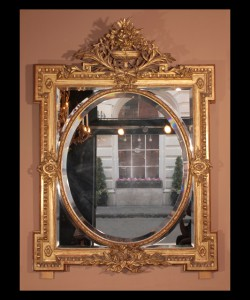 Napoleon III Mirror