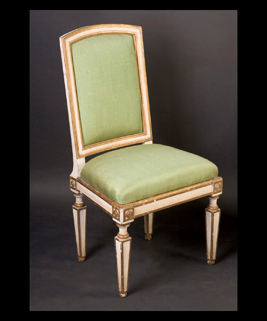 Italian louis xvi dining chairs french antique shop - Louis th chairs ...