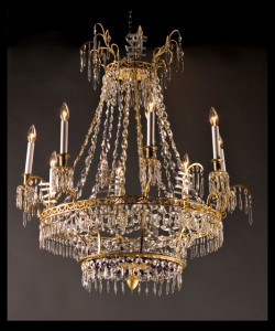 Russian 1st Empire Chandelier