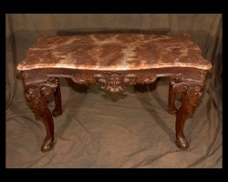 Regence Walnut Table