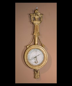 18th century Louis XVI Barometer