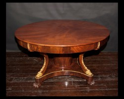 Restauration Mahogany Dining Table