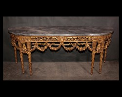 Louis XVI Console