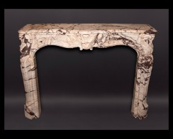 18th Century Louis XV Marble Mantel