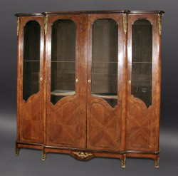 Transition Satinwood Cabinet