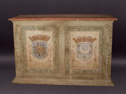 Pair of Italian Credenzas