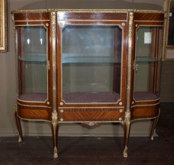 Louis XV Vitrine