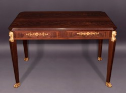 Empire Writing Table