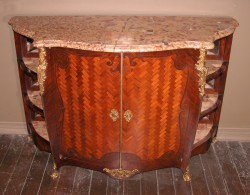 Louis XV Parquetry Cabinet