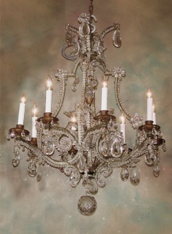 Louis XV Italian Chandelier