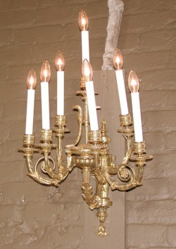 Napoleon III Sconces