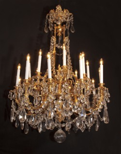 Napoleon III Chandelier