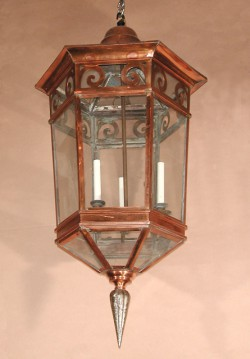 Pair of English Lanterns