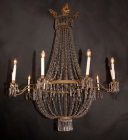 Directoire Chandelier