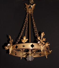 French Renaissance Revival Chandelier