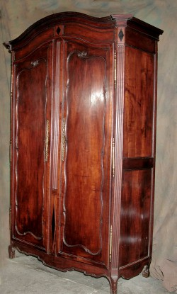 18th Century Transition Armoire