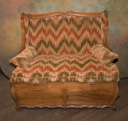 Rare French 18th Century Sofa-Bed