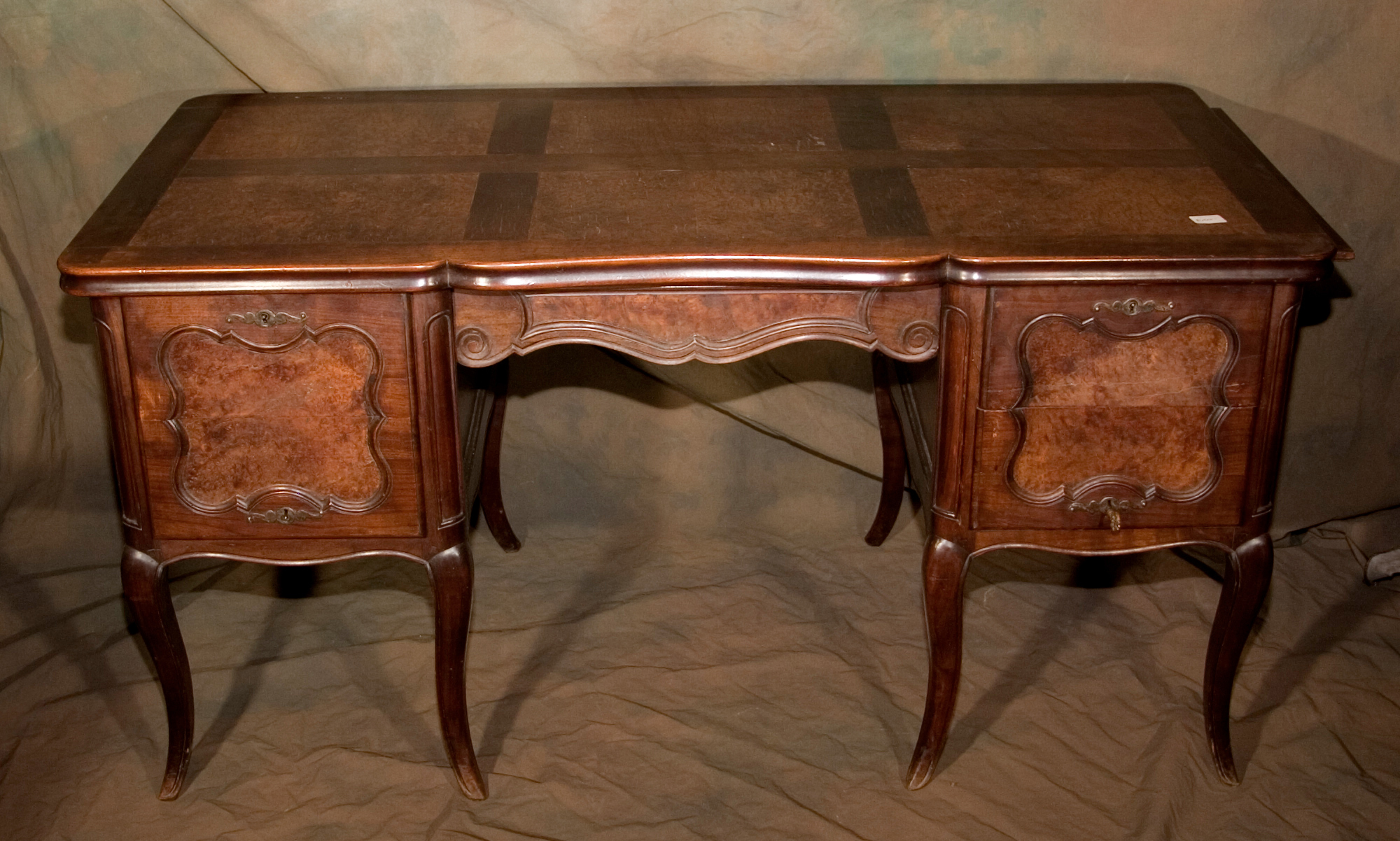 French Provincial Louis Xv Desk