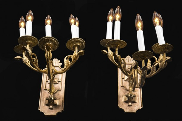 59x~sconces(pair)